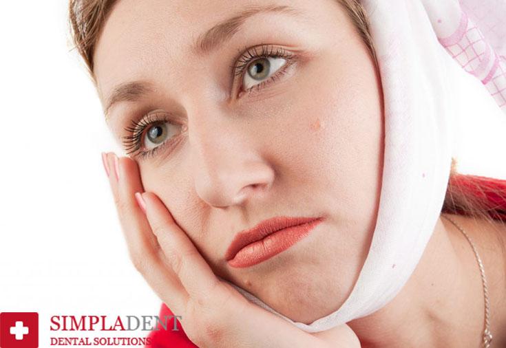успокоить зубную боль без таблеток
